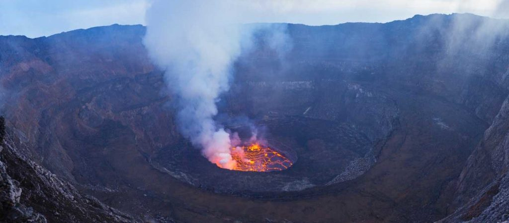 9 Days Nyiragongo Volcano Hiking Tour