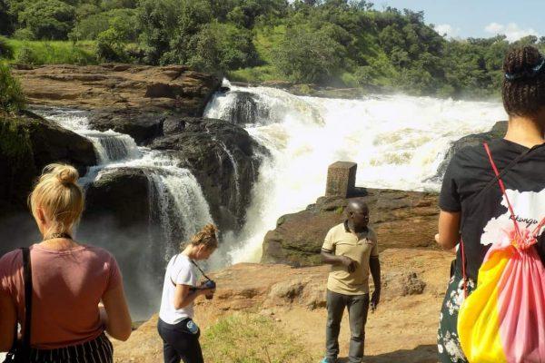 Murchison Falls - River Nile