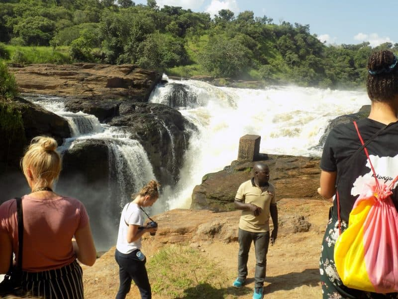 Murchison Falls - River Nile