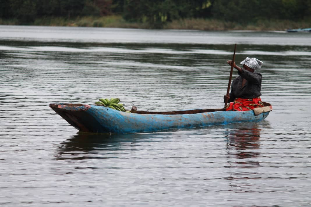 Bewildered by the Serenity of Lake Bunyonyi