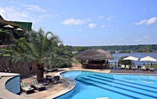 Chobe Safari Lodge